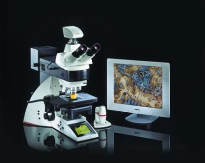 徕卡 智能数字式全自动正置金相显微镜