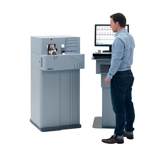 德国斯派克落地式直读光谱仪SPECTRO MAXx(LMX07)