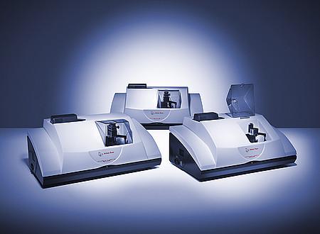 PSA 系列激光粒度分析仪